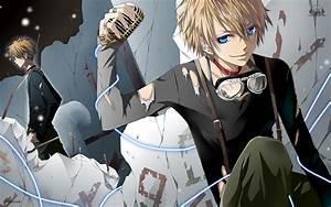 hanifa salsabila: Anime Boy~