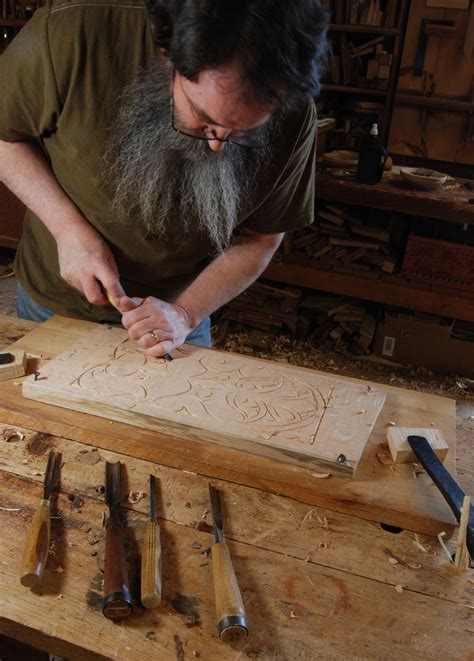 great carving bench plans  woodworking