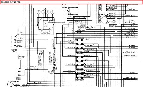 Need Diagram For The Ignition Wiring Fiat