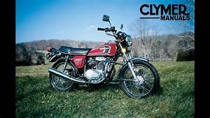 Clymer Manuals Honda Cb250gs Cj250t Cb360 Cb360g Cl360 Cj360t Motorcycle Manual Video