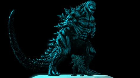 Godzilla Earth And Filius Figure By Natedreamer On Deviantart