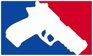 NBA Style Gun logo by WVUChrome on DeviantArt