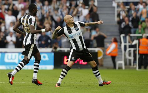 Five things you didn't know about Newcastle midfielder ...