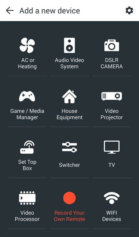 Turn Your Android Phone Into A Universal Remote Control