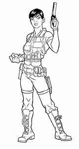 Swat Team Kickin Leader Ass Drawing Deviantart Getdrawings sketch template