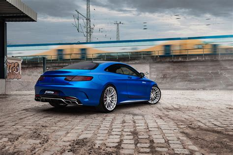 S63 Amg Coupe 2017 by Fostla Tuning 2017 Mercedes Amg S63 Coupe 4matic Oto Kokpit