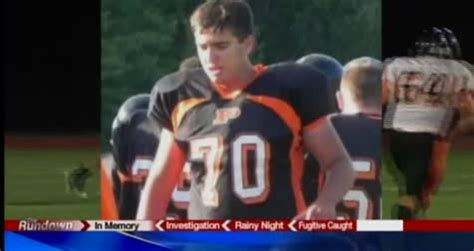 football player dies  head injury sustained