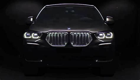 bmw  officially teased   global debut