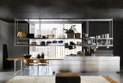 commercial cuisine professionnelle modern kitchen design from arclinea