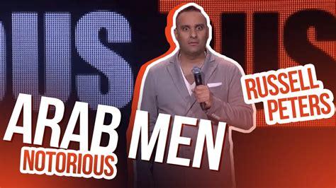 Arab Guy Meme - quot arab men quot russell peters notorious youtube