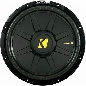Kicker Car Speakers : kicker 40cwd122 car audio 12 compd dvc 2 ohm subwoofer ~ Jslefanu.com Haus und Dekorationen