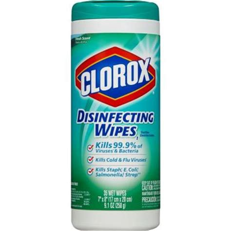 clorox disinfecting bathroom cleaner msds clorox fresh scent disinfecting wipes 35 count