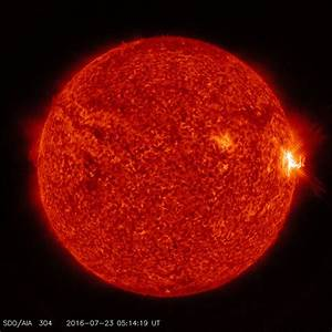 Sun fires off strongest solar flare of 2016 -- Science ...