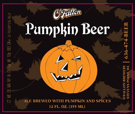 Ofallon Brewery Pumpkin Beer by The Wine And Cheese Place Pumpkin Ales