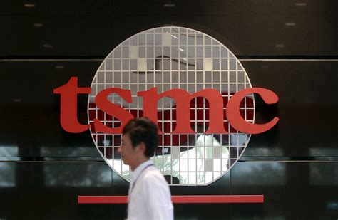 taiwans tsmc  build  advanced silicon wafer plant