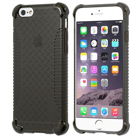 iphone 6 for ebay luvvitt clear grip iphone 6 6s soft tpu rubber