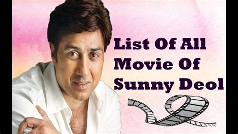 Sunny Deol All Movies List? Hindi Video By All Actress