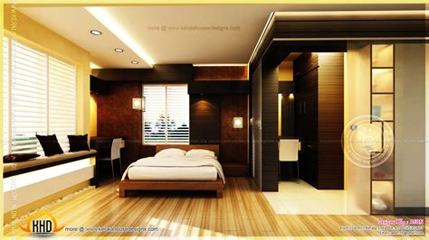 Someone might think, but what difference does it make how a bedroom is arranged! Apartment interior designs by AEON, Cochin - Kerala home ...