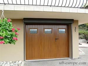 Porte De Garage 4 Vantaux : porte de garage battante christ al portail ~ Dallasstarsshop.com Idées de Décoration