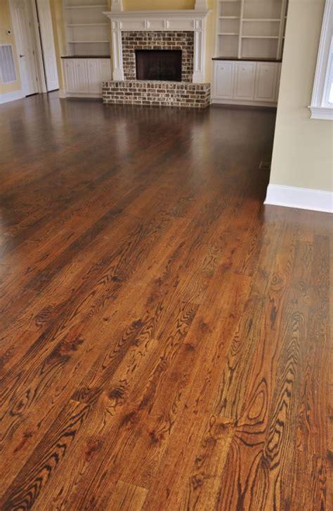 Red Oak Hardwood Flooring Stain Colors  Gurus Floor