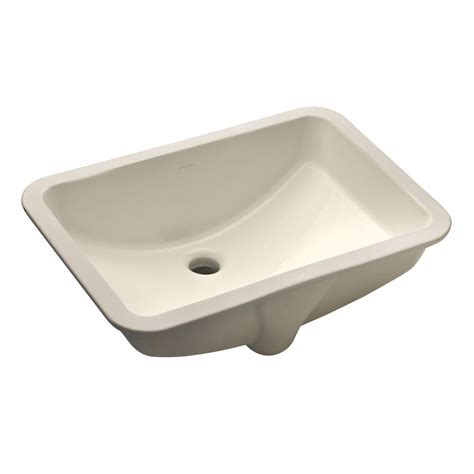 undermount bathroom sink clips kohler ladena vitreous china undermount bathroom sink with