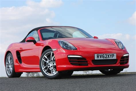 Used Porche Boxster by Porsche Boxster Roadster From 2012 Used Prices Parkers