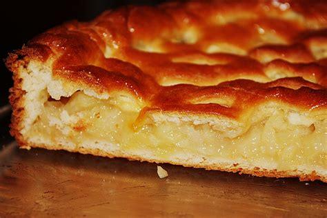Apfelkuchen Hefeteig Rezept