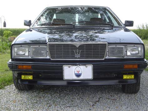 1985 maserati biturbo custom 1985 maserati biturbo for sale