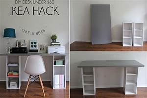 Diy, Desk, Designs, You, Can, Customize, To, Suit, Your, Style