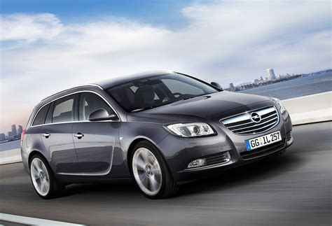 Opel Wagon by Opel Insignia Wagon Photos Reviews News Specs Buy Car