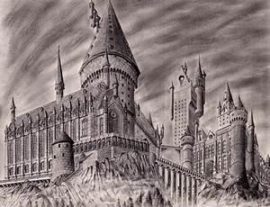 Hogwarts by josh-5410 on DeviantArt