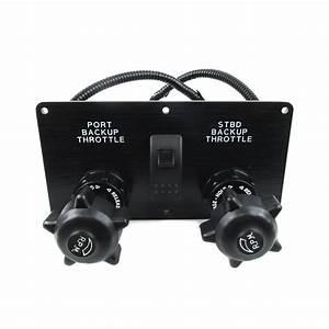 Qsm11 Dual Engine Backup Throttle  4003634