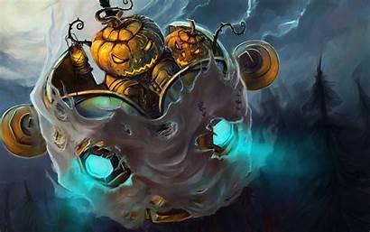 Warcraft Halloween Wallpapers Pandaria Mists Desktop Wow