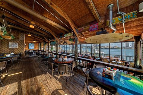 Grills Seafood Deck Tiki Bar Port Canaveral by Port Canaveral Grills Seafood Deck Tiki Bar