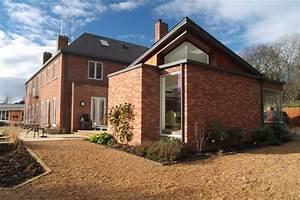 Extension Maison Ancienne : lofties par rayner davies architects lindrick common ~ Louise-bijoux.com Idées de Décoration