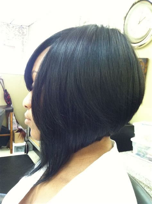 weave bob haircuts for black hairstylo
