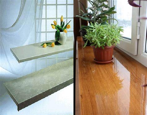 Window Sill Designs by Window Designs Modern Interior Window Sill Materials And