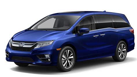 The 2019 honda odyssey is ranked #1 in 2019 minivans by u.s. 2019 Honda Odyssey   Honda Odyssey in San Antonio, TX ...