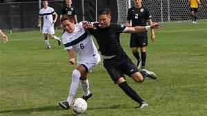Men's soccer picks up third win of season against Stevens ...