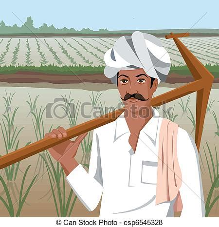 indian farmers clipart clipground