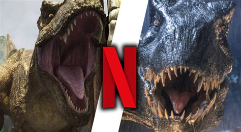 """""""jurassic World"""" Auf Netflix Wie Teil 3 Mit Der Serie"""