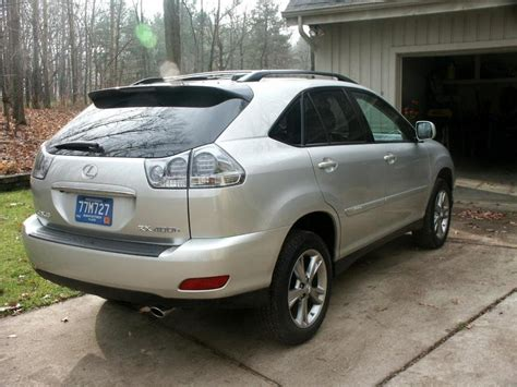 2006 lexus jeep 2006 lexus rx 400h information and photos zombiedrive