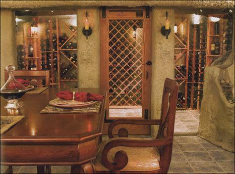 custom wine cave builder custom wine cellar design