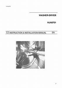 Lamona Washer Dryer - Hja8701