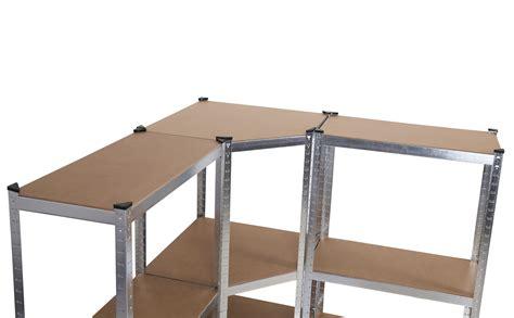 scaffale angolare scaffale angolare per carichi pesanti magazzino officina