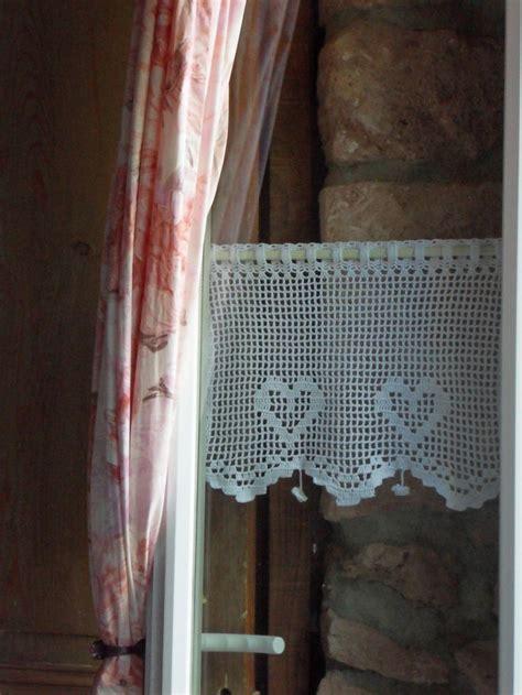 25 best ideas about crochet rideau on rideaux crochet motif de rideau au crochet