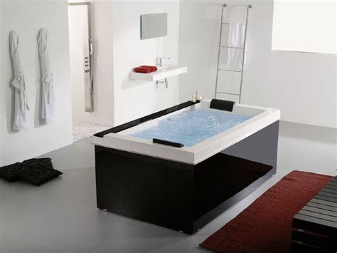 Bathroom Spa Tubs by High Tech Luxury Spa Tubs Pacific From Systempool Digsdigs