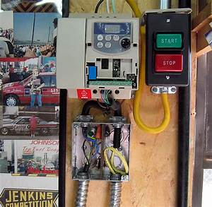 Switching A 220v Single Phase Line