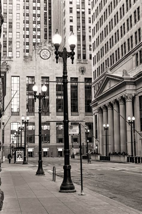 Chicago LaSalle and Jackson