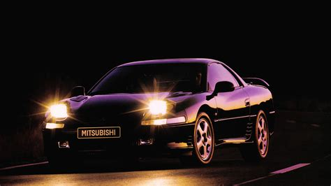 1990 Mitsubishi 3000GT Wallpapers & HD Images - WSupercars